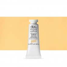 Winsor & Newton : Designer Gouache Paint : 14ml : Naples Yellow