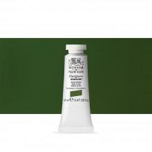 Winsor & Newton : Designer Gouache Paint : 14ml : Olive Green