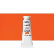 Winsor & Newton : Designer Gouache Paint : 14ml : Orange Lake Light