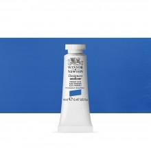Winsor & Newton : Designer Gouache Paint : 14ml : Primary Blue