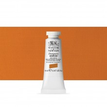 Winsor & Newton : Designer Gouache Paint : 14ml : Raw Sienna