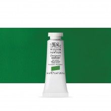 Winsor & Newton : Designer Gouache Paint : 14ml : Sap Green