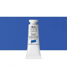 Winsor & Newton : Designer Gouache Paint : 14ml : Ultramarine (Green Shade)