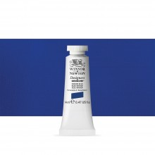 Winsor & Newton : Designer Gouache Paint : 14ml : Winsor Blue