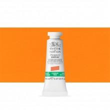 Winsor & Newton : Designer Gouache Paint : 14ml : Cadmium-Free Orange