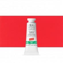 Winsor & Newton : Designer Gouache Paint : 14ml : Cadmium-Free Red