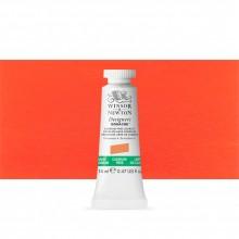 Winsor & Newton : Designer Gouache Paint : 14ml : Cadmium-Free Scarlet