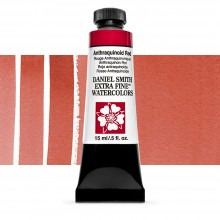 Daniel Smith : Watercolour Paint : 15ml : Anthraquinoid Red : Series 2