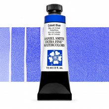 Daniel Smith : Watercolour Paint : 15ml : Cobalt Blue : Series 3