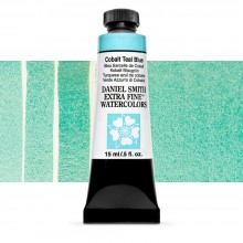 Daniel Smith : Watercolour Paint : 15ml : Cobalt Teal Blue : Series 2