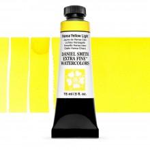 Daniel Smith : Watercolour Paint : 15ml : Hansa Yellow Light : Series 1