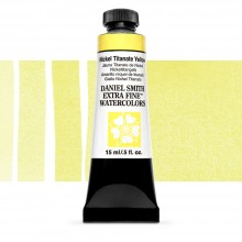 Daniel Smith : Watercolour Paint : 15ml : Nickel Titanate Yellow : Series 1