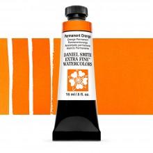 Daniel Smith : Watercolour Paint : 15ml : Permanent Orange : Series 3