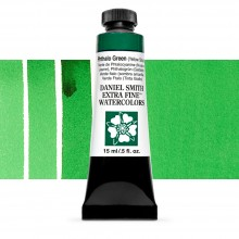 Daniel Smith : Watercolour Paint : 15ml : Phthalo Green (YS) : Series 2