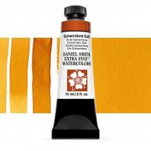 Daniel Smith : Watercolour Paint : 15ml : Quinacridone Gold : Series 2