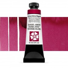 Daniel Smith : Watercolour Paint : 15ml : Quinacridone Magenta : Series 2