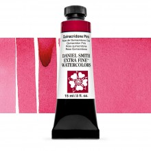 Daniel Smith : Watercolour Paint : 15ml : Quinacridone Pink : Series 2
