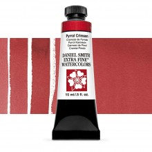 Daniel Smith : Watercolour Paint : 15ml : Pyrrol Crimson : Series 2