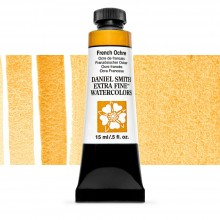 Daniel Smith : Watercolour Paint : 15ml : French Ochre : Series 1