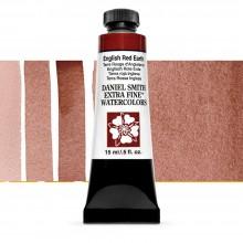Daniel Smith : Watercolour Paint : 15ml : English Red Earth : Series 1