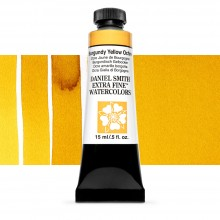Daniel Smith : Watercolour Paint : 15ml : Burgundy Yellow Ochre : Series 2