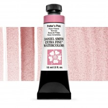 Daniel Smith : Watercolour Paint : 15ml : Potters Pink : Series 3