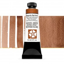 Daniel Smith : Watercolour Paint : 15ml : Burgundy Red Ochre : Series 2