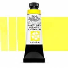 Daniel Smith : Watercolour Paint : 15ml : Bismuth Vanadate Yellow : Series 2