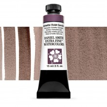 Daniel Smith : Primatek Watercolour Paint : 15ml : Hematite Violet Genuine : Series 3