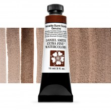 Daniel Smith : Primatek Watercolour Paint : 15ml : Hematite Burnt Scarlet Genuine : Series 3