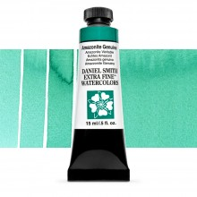 Daniel Smith : Watercolour Paint : 15ml : Amazonite Genuine: b Series 2