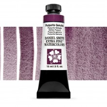 Daniel Smith : Primatek Watercolour Paint : 15ml : Purpurite Genuine : Series 2
