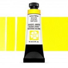 Daniel Smith : Watercolour Paint : 15ml : Lemon Yellow : Series 1