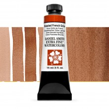 Daniel Smith : Watercolour Paint : 15ml : Roasted French Ochre : Series 2