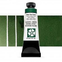 Daniel Smith : Watercolour Paint : 15ml : Sap Green Deep : Series 2
