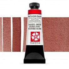 Daniel Smith : Primatek Watercolour Paint : 15ml : Red Fuchsite Genuine : b Series 3
