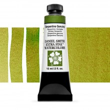 Daniel Smith : Primatek Watercolour Paint : 15ml : Serpentine Genuine : b Series 4