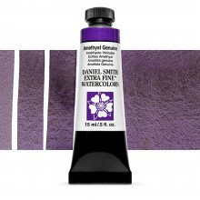 Daniel Smith : Primatek Watercolour Paint : 15ml : Amethyst Geniune : Series 4