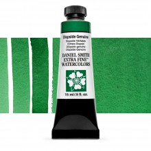 Daniel Smith : Primatek Watercolour Paint : 15ml : Diopside Genuine : b Series 3