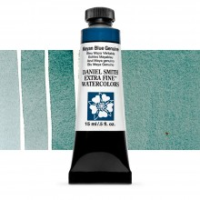 Daniel Smith : Primatek Watercolour Paint : 15ml : Mayan Blue Genuine : b Series 3