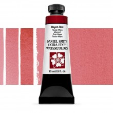 Daniel Smith : Watercolour Paint : 15ml : Mayan Red : Series 3