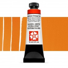 Daniel Smith : Watercolour Paint : 15ml : Cadmium Orange Hue : Series 3