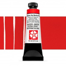 Daniel Smith : Watercolour Paint : 15ml : Cadmium Red Medium Hue : Series 3