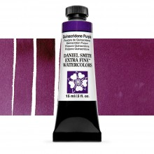 Daniel Smith : Watercolour Paint : 15ml : Quinacridone Purple : Series 2