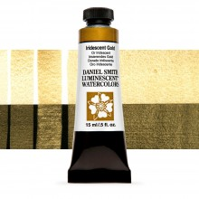 Daniel Smith : Watercolour Paint : 15ml : Iridescent Gold : u Series 1