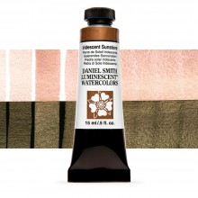 Daniel Smith : Luminescent Watercolour Paint : 15ml : Iridescent Sunstone : Series 1