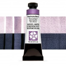 Daniel Smith : Luminescent Watercolour Paint : 15ml : Duochrome Mauve : Series 1