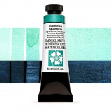 Daniel Smith : Luminescent Watercolour Paint : 15ml : Duochrome Aquamarine : Series 1