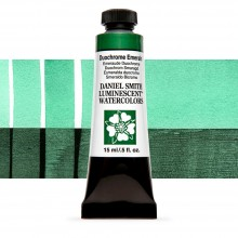 Daniel Smith : Luminescent Watercolour Paint : 15ml : Duochrome Emerald : Series 1