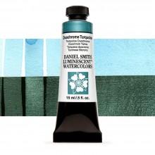 Daniel Smith : Luminescent Watercolour Paint : 15ml : Duochrome Turquoise : Series 1